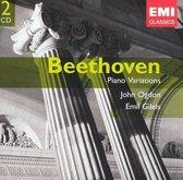 Beethoven: Piano Variations