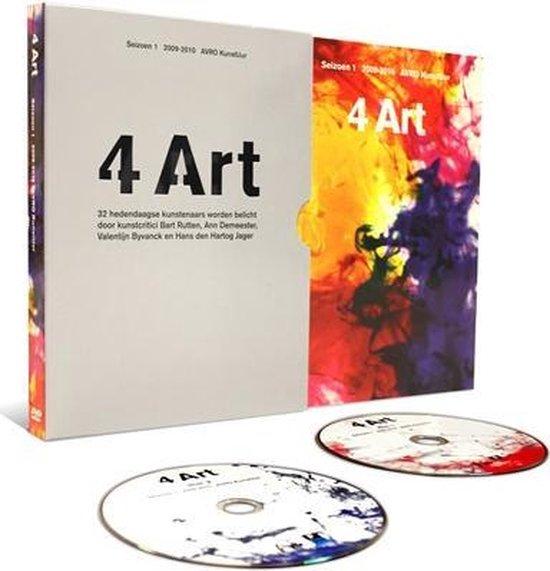 Cover van de film '4 Art'