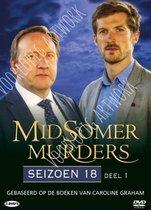 Midsomer Murders - Seizoen 18 (Deel 1)