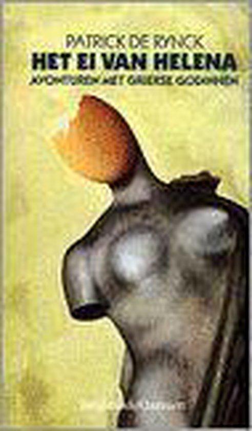 Het ei van Helena - Patrick de Rynck  