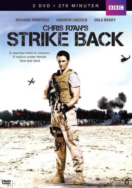 Cover van de film 'Strike Back: S1'