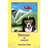 Benno de Berner Sennenhond 4 - Benno op vakantie