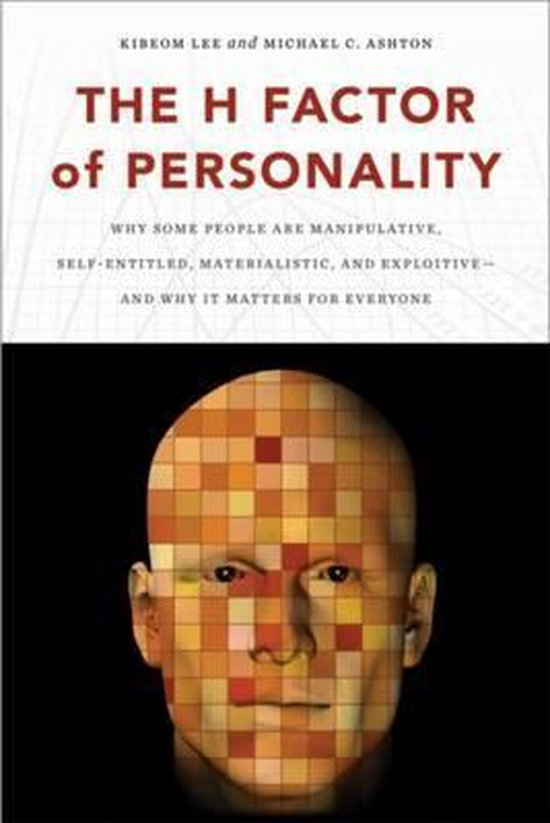 The H Factor of Personality