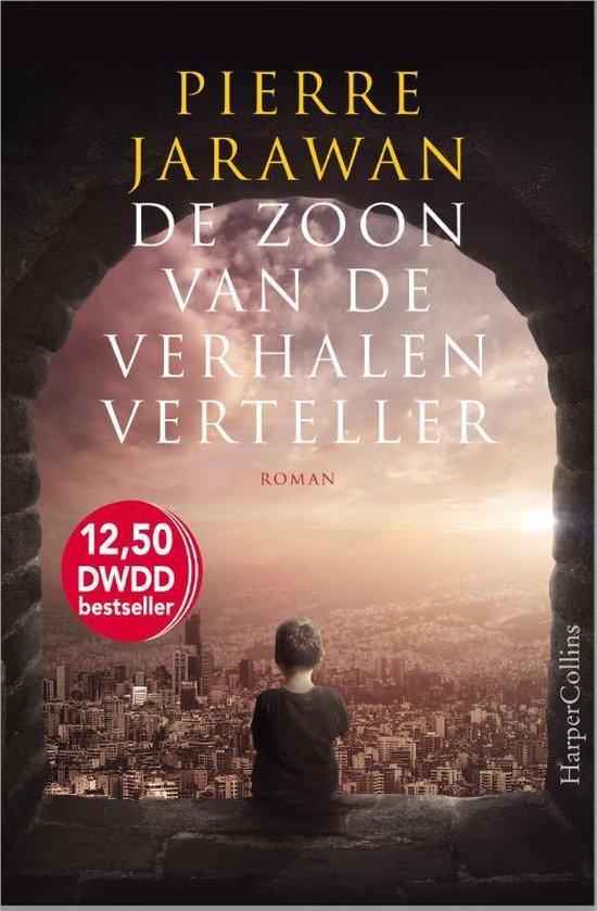 Boek cover De zoon van de verhalenverteller van Pierre Jarawan (Paperback)