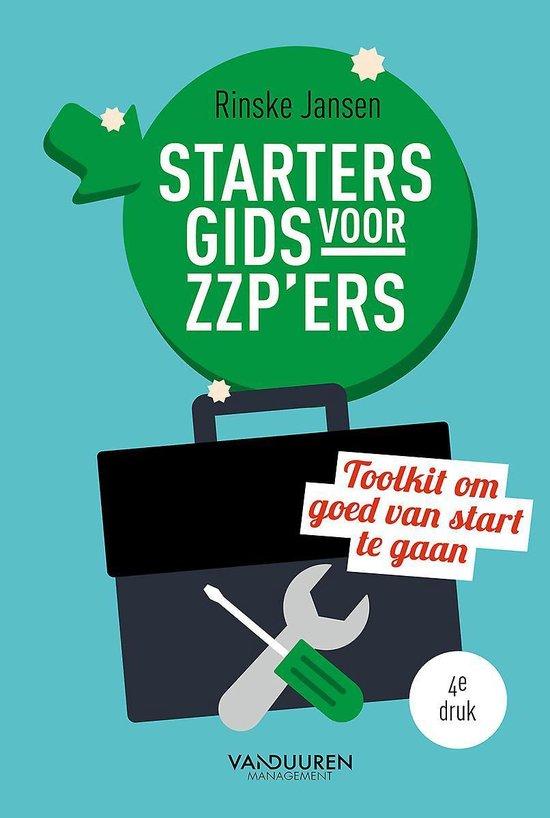 Startersgids voor zzp'ers - Rinske Jansen | Readingchampions.org.uk