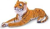 Mega tijger knuffel 170 cm