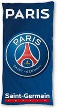 Paris Saint- Germain - Strandlaken - 70x140 cm - Blue