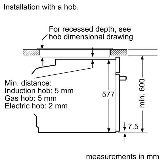 Bosch HBG675BS1 - Inbouw oven