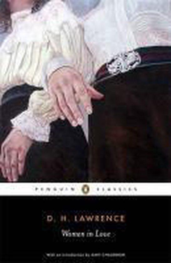 Boek cover Women in Love van D.H. Lawrence (Paperback)
