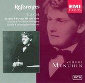 Bach: Sonatas & Partitas for Solo Violin / Yehudi Menuhin