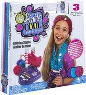 Knit's Cool Knitting Studio - Knutselpakket