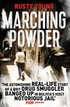 Boek cover Marching Powder van Rusty Young (Onbekend)