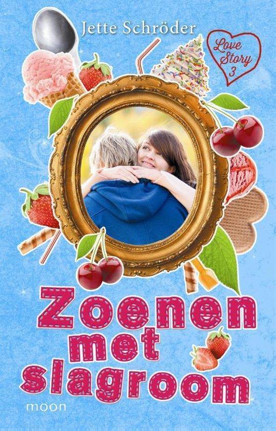 LoveStory 3 - Zoenen met slagroom - Jette Schröder |