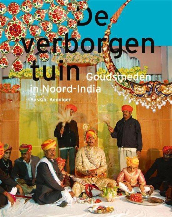 De verborgen tuin - Saskia Konniger pdf epub