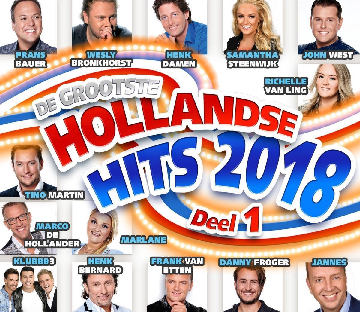Hollandse Hits 2018 (Deel 1) - De Hollandse Hits