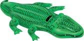 Opblaasbare krokodil
