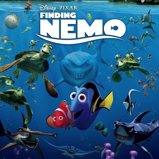 Finding Nemo - Opblaasbaar - Surfboard - Surfplank - 3 tot 6 jaar - 70 x 45 x 10 cm