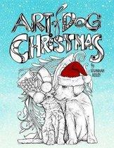 Art of Dog Christmas