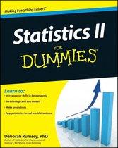 Statistics II for Dummies
