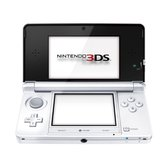 Nintendo 3DS, Console (Ice White)  3DS