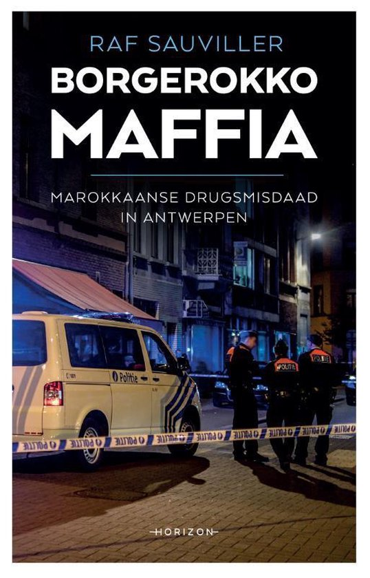 Borgerokko maffia - Raf Sauviller |