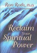 Omslag Reclaim Your Spiritual Power