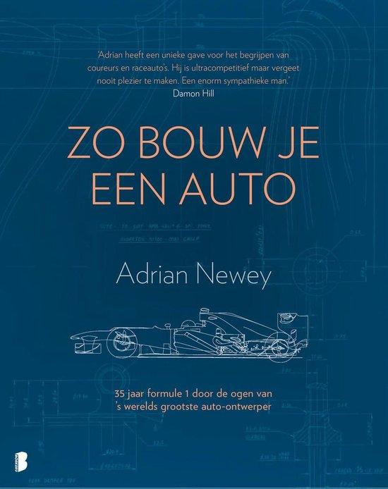 Zo bouw je een auto - Adrian Newey | Readingchampions.org.uk