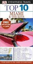 DK Eyewitness Top 10 Miami & The Keys