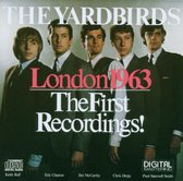 London 1963 The First Recordings