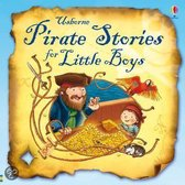 Omslag Pirate Stories for Little Boys