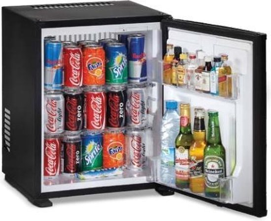 Koelkast: Technomax HP30LN thermo-elektrische koelkast (30 liter), van het merk Technomax