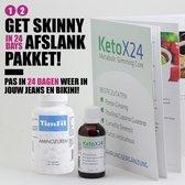 Get Skinny in 24 days  | Ketox24 & TimFit Aminozuren