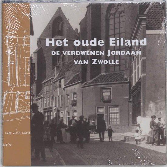 Cover van het boek 'Het oude Eiland'