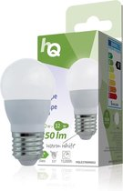 Hq Hqle27 mini002 Led-lamp Mini-globe E27 5 W 350 Lm 2 700 K