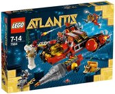 LEGO Atlantis Diepzeegraver - 7984