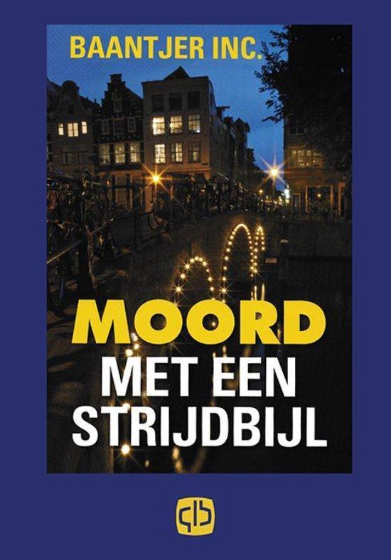 Grote letter bibliotheek 2723 - Moord met een strijdbijl - Marian van den Berg | Fthsonline.com