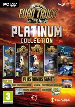 Euro Truck Simulator 2 - Platinum Collection - Windows