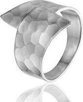 Montebello Ring Kansas - Dames - 925 Zilver - maat 60 - 19
