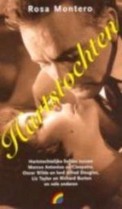 Cover van het boek 'Hartstochten' van Rosa Montero