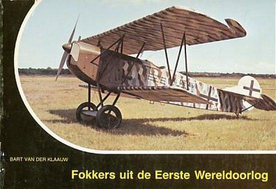Avia reeks 9: Fokkers uit de eerste wereldoorlog - Klaauw   Fthsonline.com