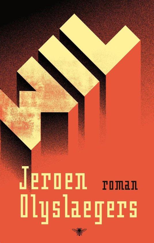 Boek cover Wil van Jeroen Olyslaegers (Onbekend)