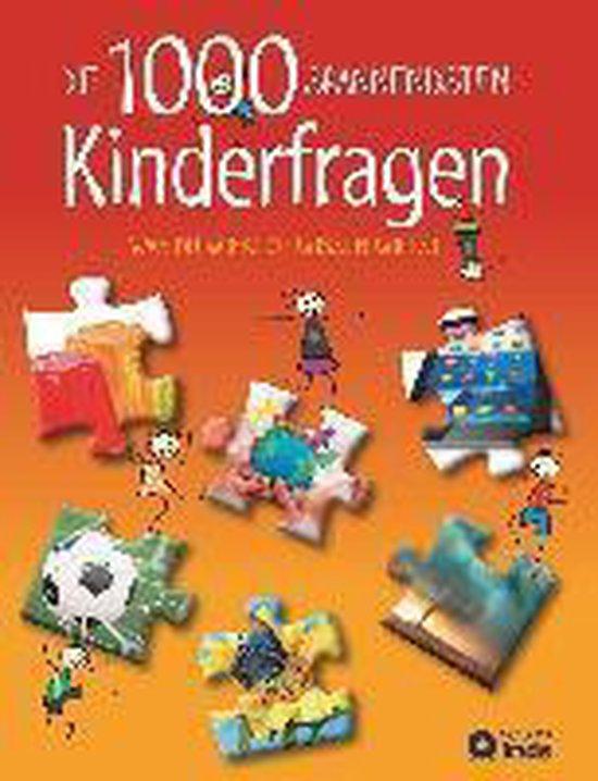 Boek cover Die 1000 spannendsten Kinderfragen van Birgit Kuhn (Onbekend)