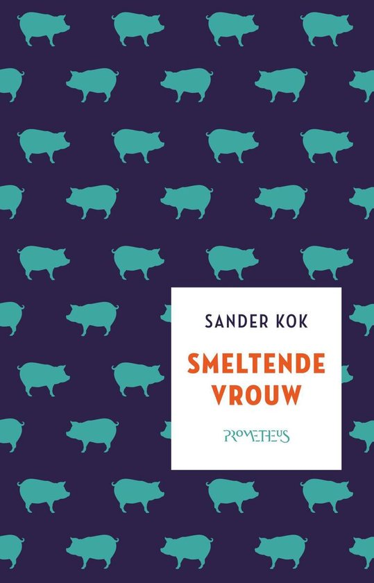 Smeltende vrouw - Sander Kok |