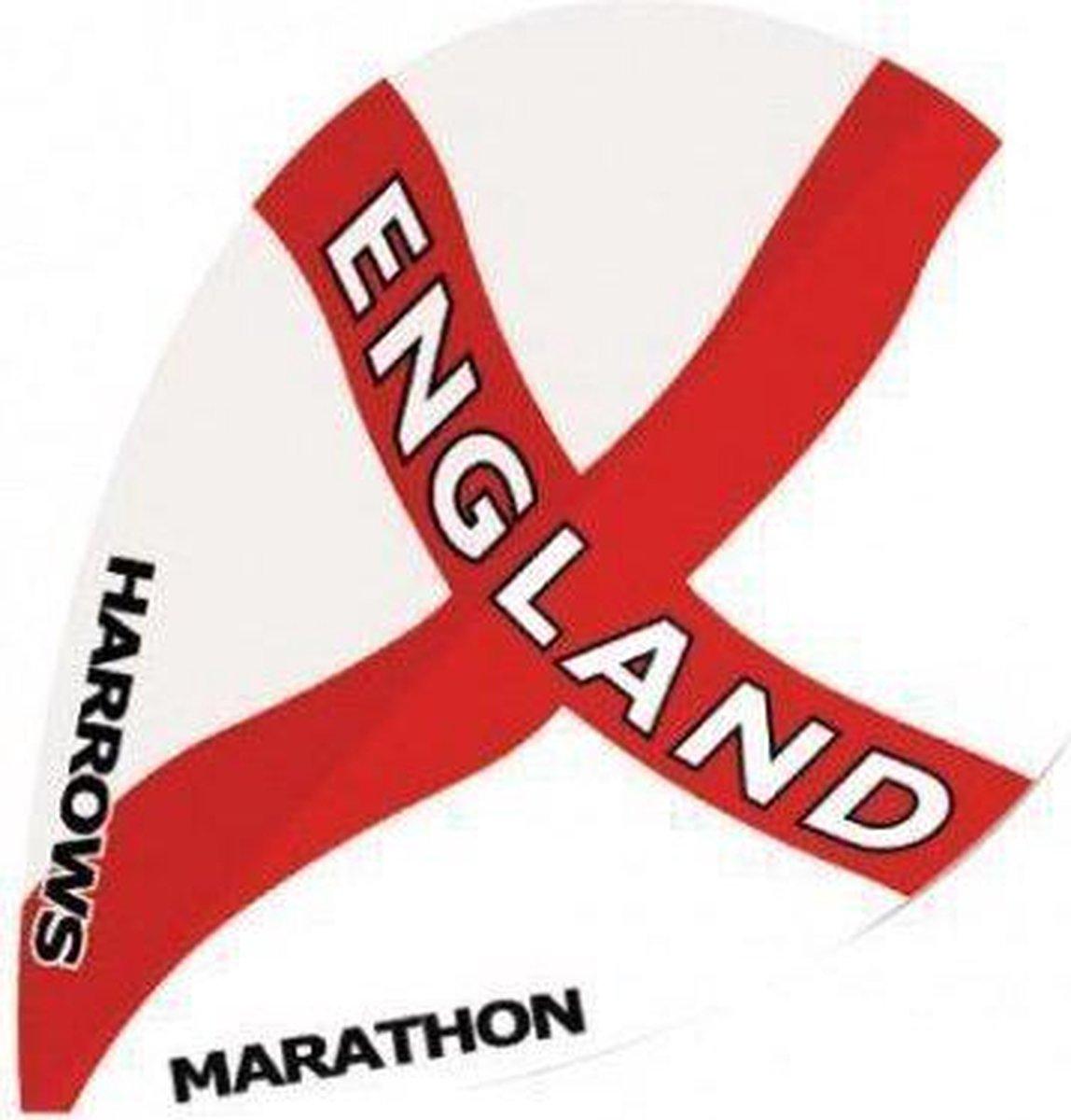 Harrows darts Flight 1527 marathon pear england