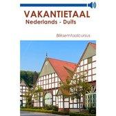 Vakantietaal Nederlands-Duits