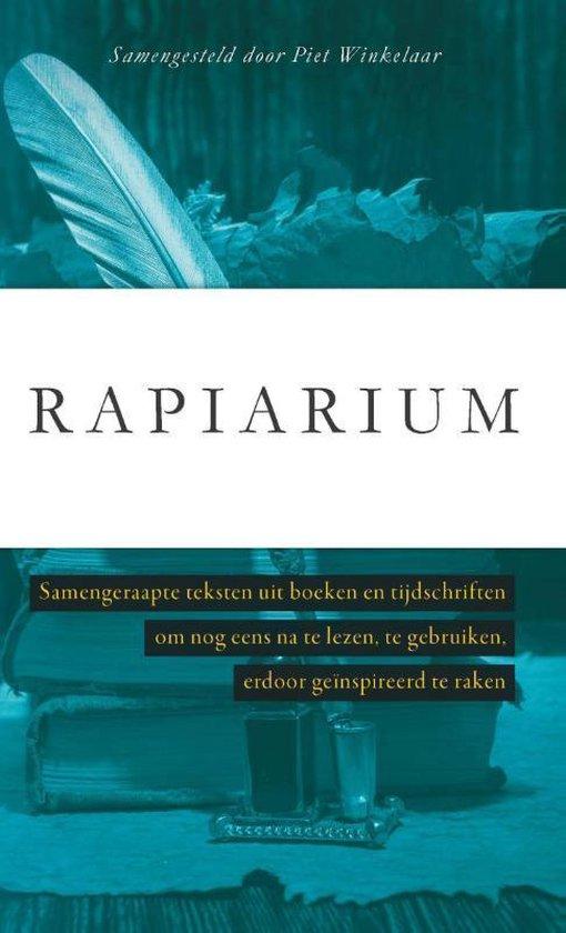 Rapiarium - Piet Winkelaar  