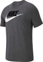 Nike Sportswear Icon Futura T-Shirt Heren - Maat M