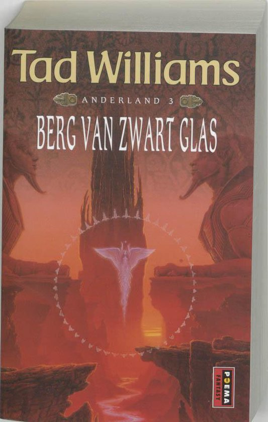 Anderland 3 Berg van Zwart Glas - T. Williams pdf epub