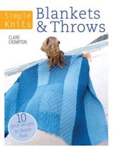 Simple Knits Blankets & Throws