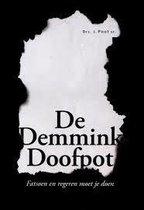 Omslag De Demmink Doofpot